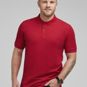 Men's Polycotton Polo Thumbnail