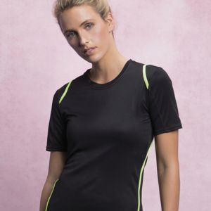 Ladies' Cooltex Short Sleeved T-Shirt Thumbnail