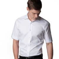 Executive premium Oxford shirt short sleeve Thumbnail