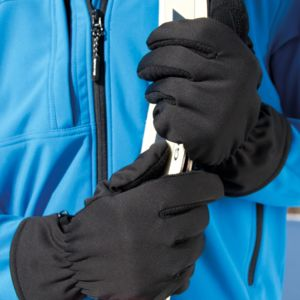 Result Winter Softshell Thermal Glove Thumbnail