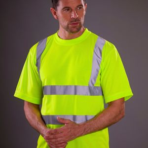 Hi-Vis Short Sleeve T-Shirt Thumbnail