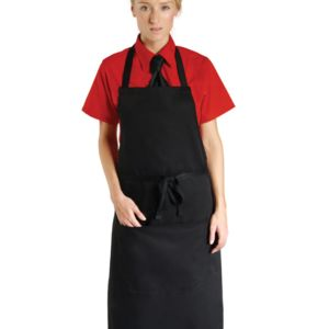 Economy Bib Apron With Pocket Thumbnail