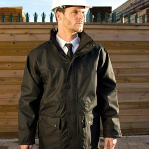 Result Workguard Mens Platinum Jacket Thumbnail